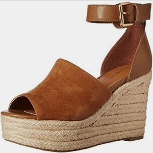 Indigo Rd. Airy Espadrille Wedge Sandals